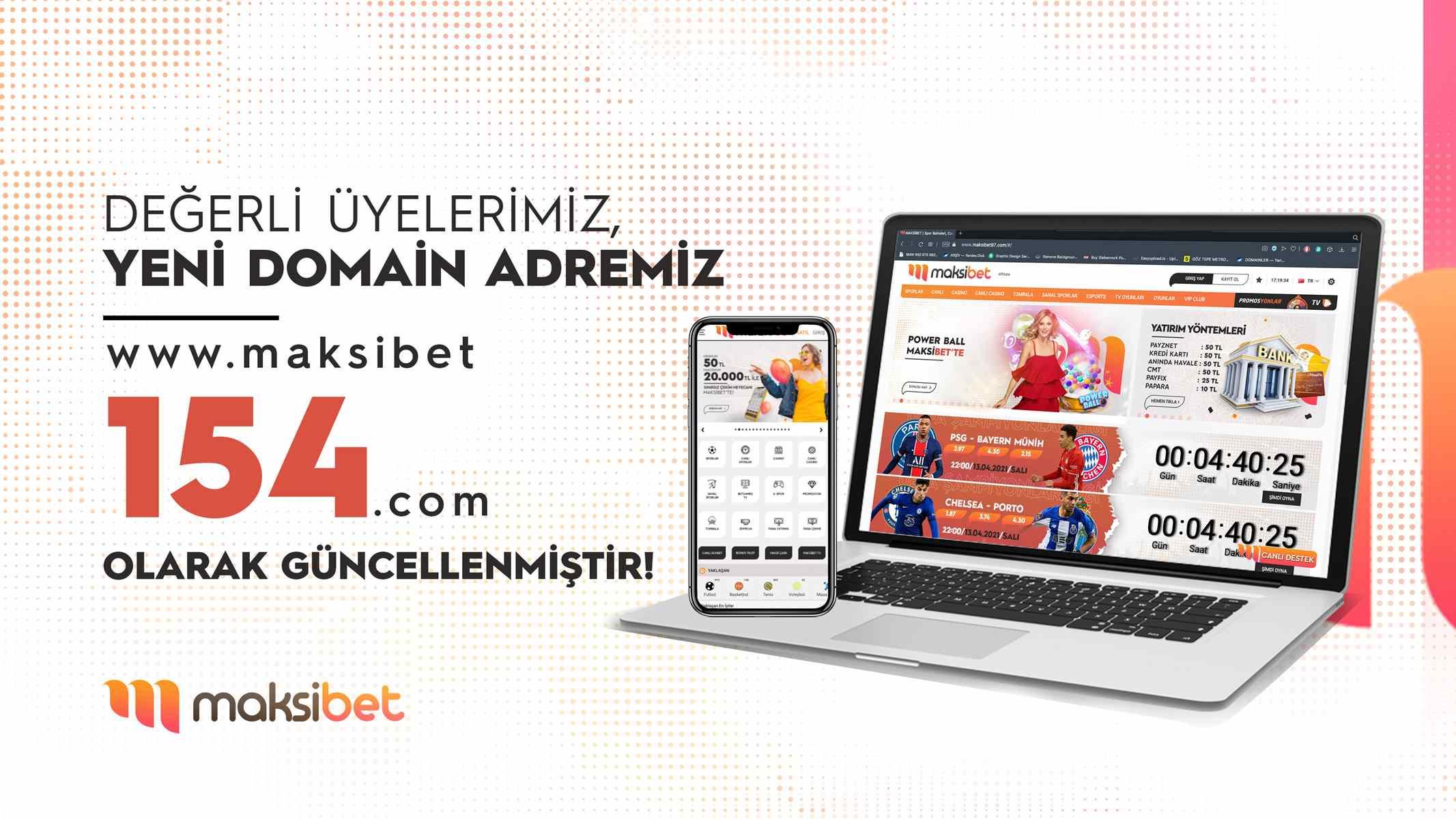 Maksibet Giriş - Maksibet Güncel Twitter Giriş - Maksi 154