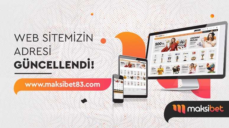 Günlük Değişen Maksibet Giriş | Yeni Giriş Adresi , Maksibet83.com