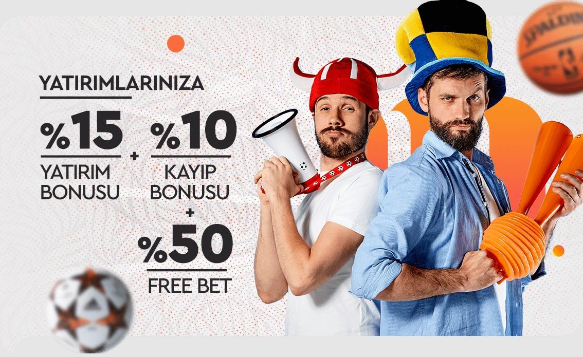 Maksibet Casino %15 Çevrimsiz + %10 Kayıp Bonusu  ve %50 Freebet!